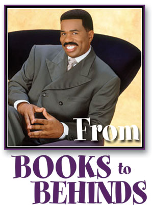 Steve Harvey Books To Behinds