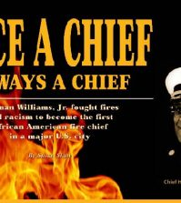 Fire Chief (ret) Herman Williams, Jr.
