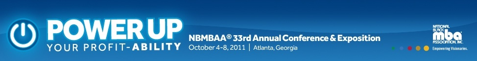 NBMBAA 33rd Annual Conference & Exposition