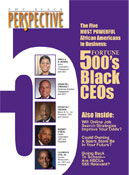 2012 Black Perspective Cover